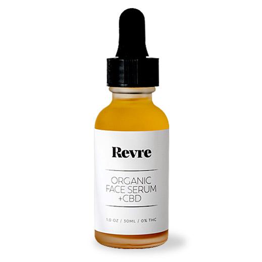 Revre Face Serum +CBD