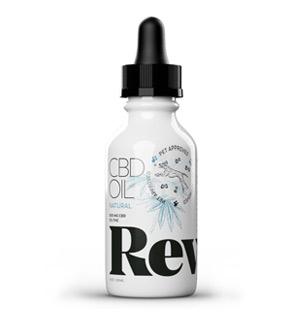 Revre CBD Oil Pet Tincture